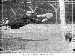 Guido Masetti, Calciatore Italiano e campione del mondo nel 1934 e 1938, come terzo portiere. Detto Ciancicone , considerato eroe del Testaccio a giocato nelle squadre di Verona e Roma. E nel luglio 2015 viene inserito nellahall of fame del' AS Roma, entrando nella legenda della Roma.