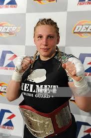 MMA femminile campionessa Amanda Lucas figlia del regista George Lucas. Nata a Born il 1 luglio 1981 è un campionessa nelle arti marziali mista americana.